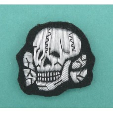 SS Officers Bullion Cap Skull