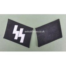 SS-Mann Superior Quality Collar Patches