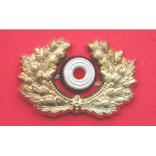 Army Generals Cap Wreath & Cockade
