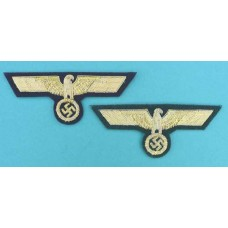 Army Generals Breast Eagles