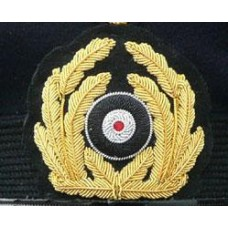 Kriegsmarine Officers Peaked Cap Wreath