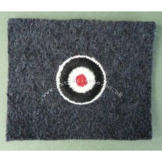 Luftwaffe Enlisted Man's Embroidered Cap Cockade