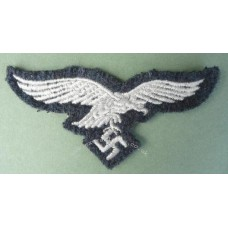 Luftwaffe Enlisted Man's Embroidered Cap Eagle