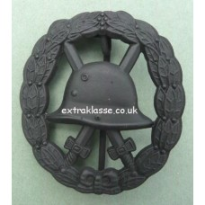 WWI Wound Badge in Black