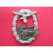 Luftwaffe Silver Tank Battle Badge