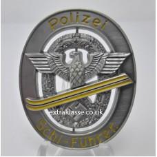 Polizei Ski Führer Breast Badge.