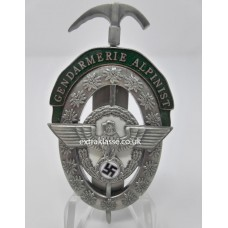 Gendarmerie Alpinist Badge.