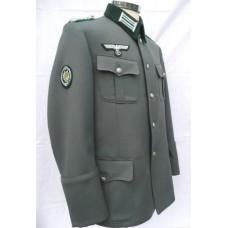 Army Gebirgsjäger Officer Tunic.